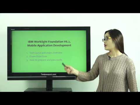 [Testpassport] C5050-408 IBM Worklight Foundation V6.2, Mobile Application Development