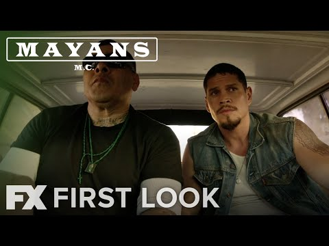 First Look: MAYANS MC (Season 2 - FX)