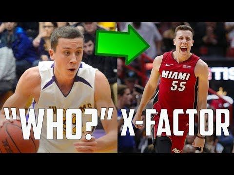 He Was Playing Division 3 A Few Years Ago... Now He's One Of The Best Shooters On The Planet