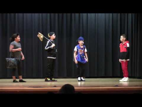 Topeka Collegiate School - 5th Grade Assembly - Oct. 19, 2018