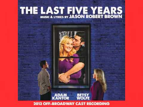The Last Five Years (2013 Off-Broadway Revival Cast) [Cast Recording]