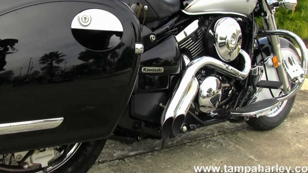 used 2006 kawasaki vulcan 800 drifter with custom loud. Black Bedroom Furniture Sets. Home Design Ideas