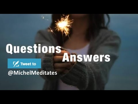 MichelMeditates replies to Jason - What is Meditation for Daily Stress?