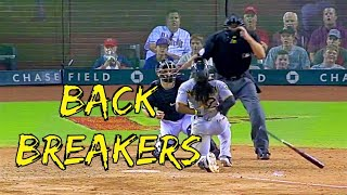 MLB Back Breakers