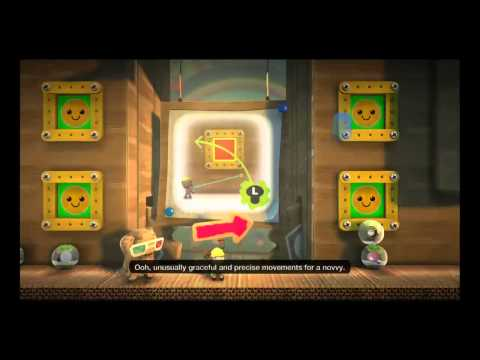 d-sync89's Little Big Planet 3 Playthrough Live PS4 Broadcast Taiwan