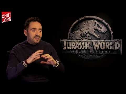 #Hotcorn Interview - J.A. Bayona Jurassic World 2 Director Mp3