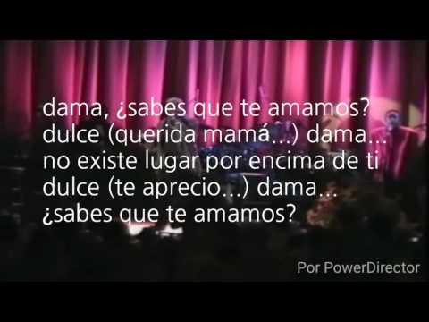 Tupac - Dear Mama (Live) [Traducido al español]