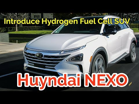 Introducing First Huyndai Hydrogen Fuel Cell SUV - 2019 HUYNDAI NEXO | New Auto TV