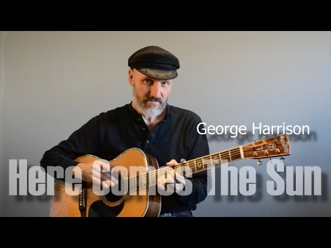 Here Comes The Sun - Easy Guitar Lesson