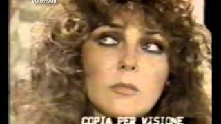 Videoclip de Né amico, Né amante de Verónica Castro