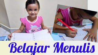 Belajar Menulis Anak Anak