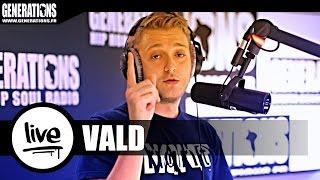 Vald - Bonjour (Live des studios de Generations)