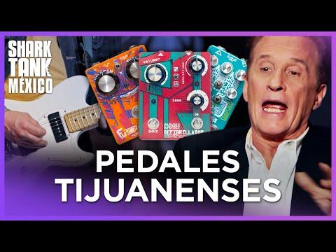 Efectos para instrumentos musicales 100% mexicanos
