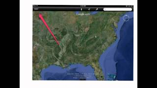 Google Maps iPad KMZ File Free HD Video