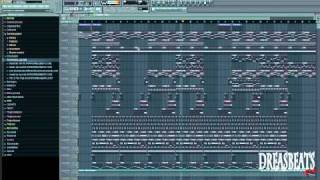 Fl Studio 10 - Dirty South Young Jeezy Style Beat - Free Download - Dreasbeats