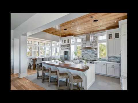 Beach cottage kitchen designs