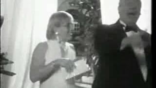 Martin Short as Martina Navratilova in a fake commercial