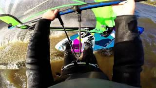 Monte del Sudoeste Fanatic Freewave 105l  Ezzy Panther II