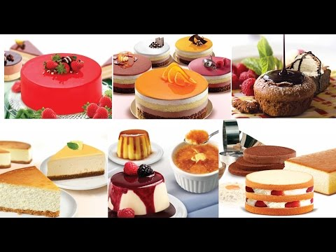 Pastry Products, Decorations & Techniques Seminar 2k16