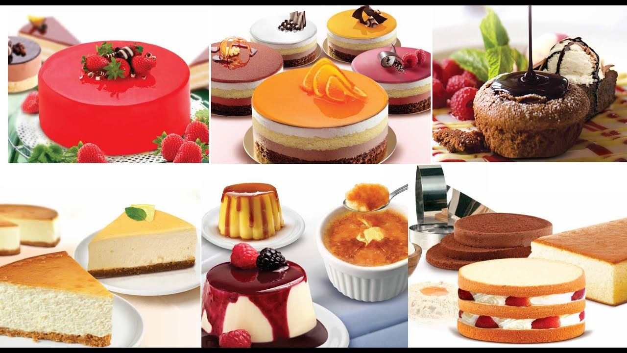 Pastry Products Decorations Techniques Seminar 2k16