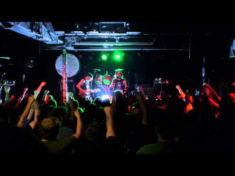 Abducted By Sharks - Exoskeleton @ El Corazon