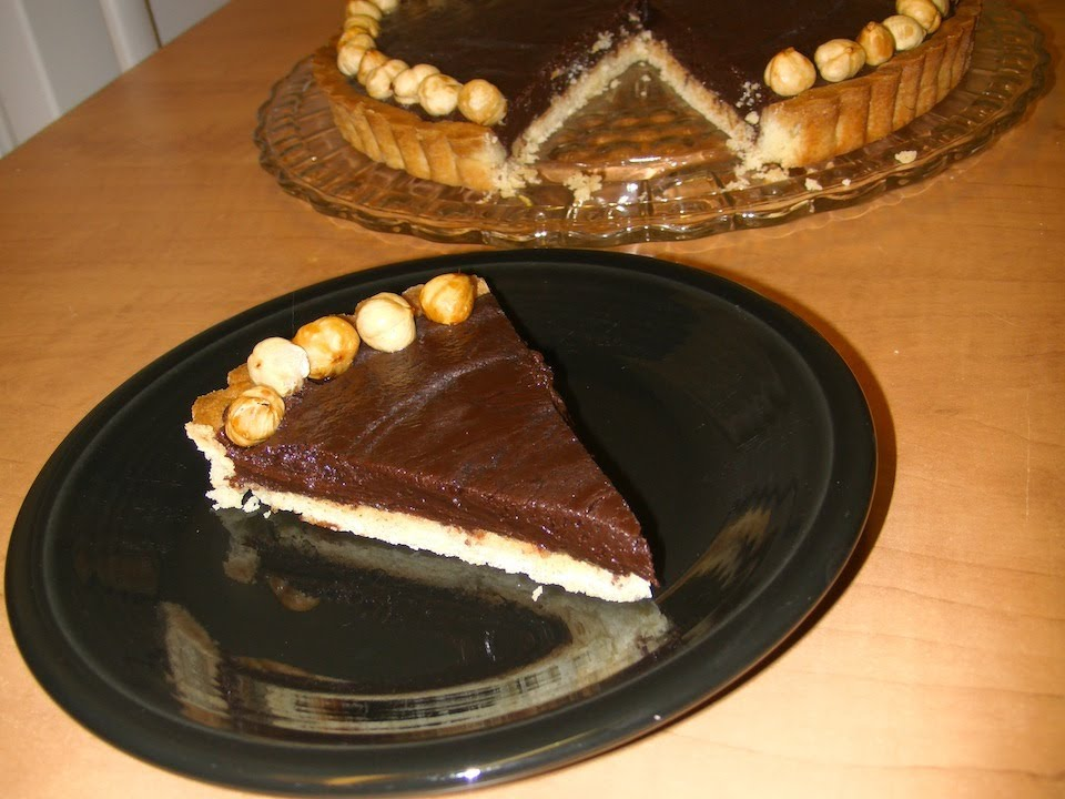 Nutella Chocolate Tart With Michaels Home Cooking