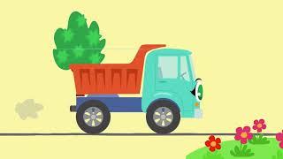 Hupi-Hup. Folge 8. Verschiedene Autos: eine Limousine, ein Kombi, ein Kabrio, ein Geländewagen.