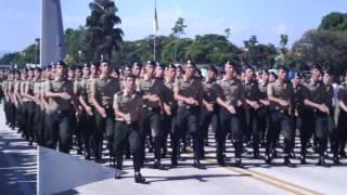 Aman 2014 - Desfile dos Cadetes