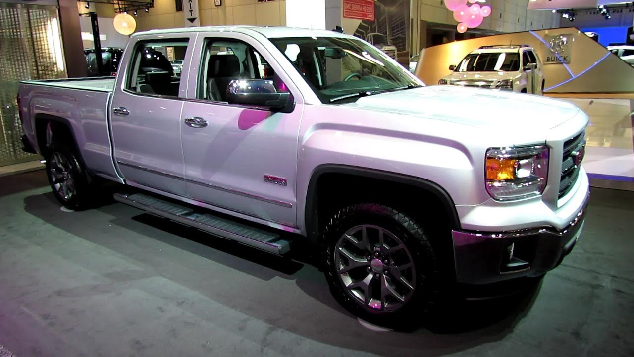 2014 gmc sierra all terrain exterior and interior walkaround 2013 toronto auto show 2013. Black Bedroom Furniture Sets. Home Design Ideas