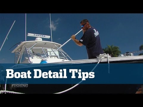 The Best Boat Detailing Ever - Florida Sport Fishing TV