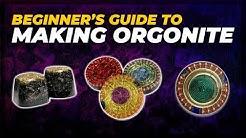 A Beginner's Guide to Making Orgonite | Orgone Energy