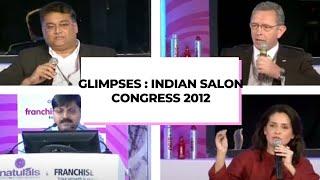 Glimpses   Indian Salon Congress 2012