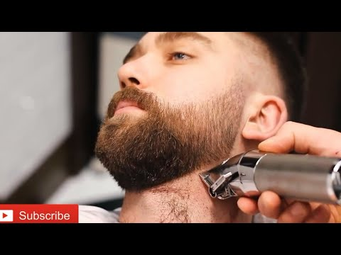 How To Shape Your Short Beard Great Beard Style 2019 Youtube