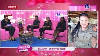 PAROLE DE FEMMES DU MARDI 15 OCTOBRE 2019 - ÉQUINOXE TV