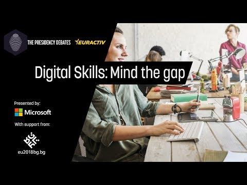 Digital Skills: Mind the gap (Highlights)