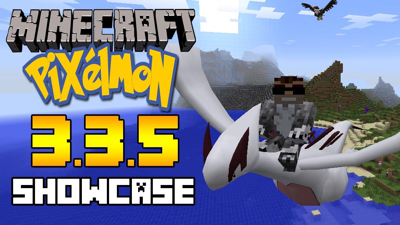 "Minecraft Pixelmon - ""LEGENDARY RACE!"" - Pixelmon ... |Legendary Pokemon Names In Pixelmon"