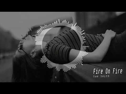 Sam Smith - Fire On Fire [8D MUSIC]