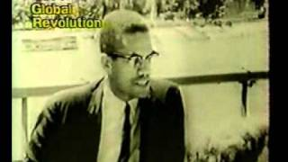 Malcolm X - Global revolution - final year - 1964 - evolution of a revolutionary