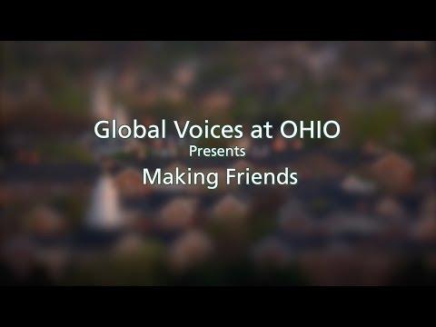 Making Friends at Ohio University