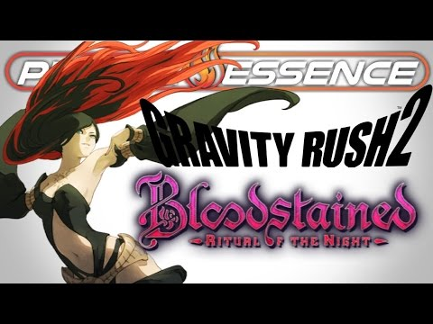 Gravity Rush 2 Delayed, PS VR Launch Titles & Bloodstained Gets a Major Publisher!