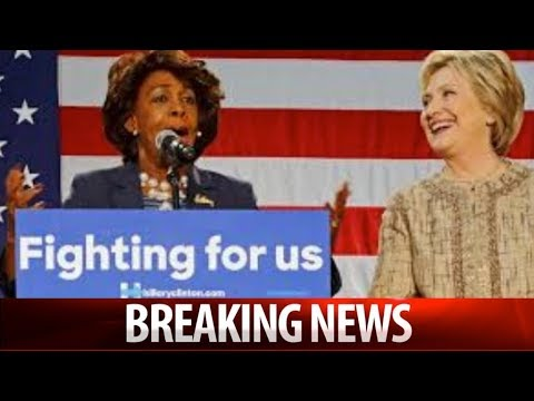 FORMER SECRET SERVICE AGENT EXPOSES HILLARY AND MAXINE WATERS!