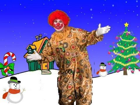 Carl the Christmas Clown - YouTube