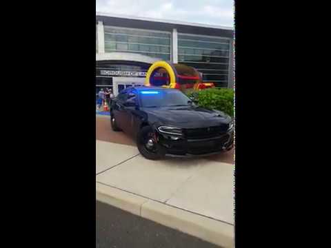 Walkaround Lansdale Borough 2018 Dodge Charger PPV stealth #5328!