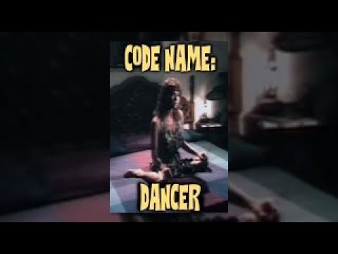 CODE NAME DANCER  HER SECRET LIFE  Kate Capshaw Rare Movie  Full Length Thriller Movie