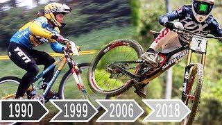 28 Jahre Downhill Evolution - Die Du Gesehen Haben Musst!!