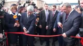 2011年4月19日、アルメニアの首都エレバンにある、ズヴァルトノッツ空港...
