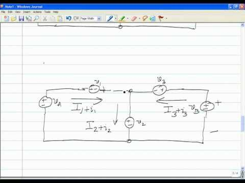 Lecture 3 - Nonlinear networks and incremental nonlinear networks