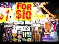 BUGIS Street MARKET Junction - Cheap Shopping in Singapore [HD]