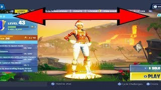 FORTNITE 4:3 STRETCHED aขf PS4 bekommen!   100% easy   How to Strechted on PS4