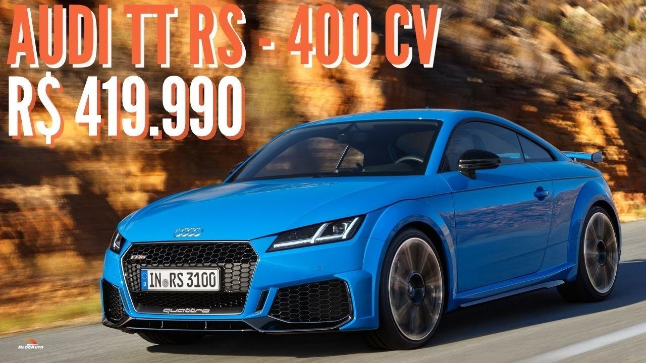 2021 Audi Tt Rs Images